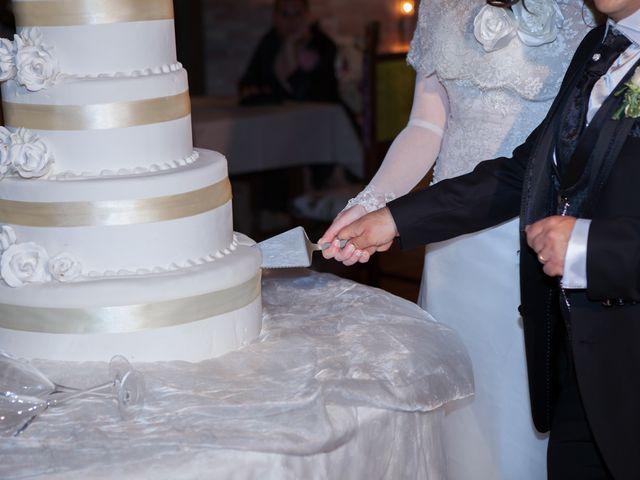 Il matrimonio di Francesco e Raffaella a Loreto Aprutino, Pescara 72