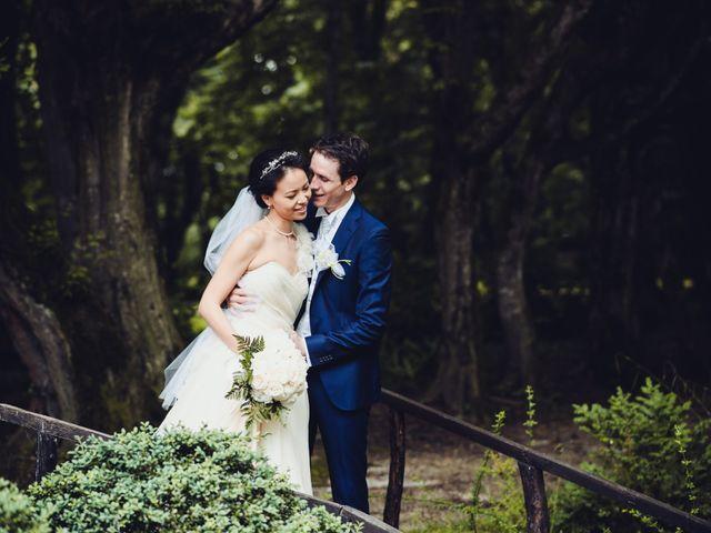 Le nozze di Paula e Francesco