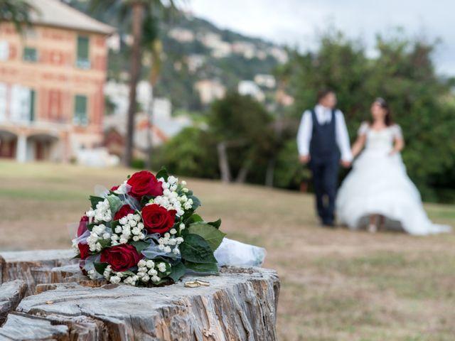 Il matrimonio di Francesco e Simona a Genova, Genova 1
