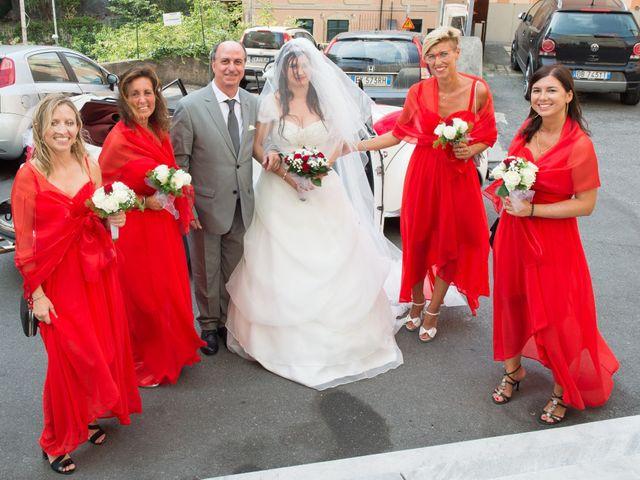 Il matrimonio di Francesco e Simona a Genova, Genova 7
