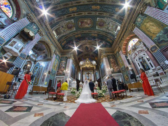 Il matrimonio di Francesco e Simona a Genova, Genova 9