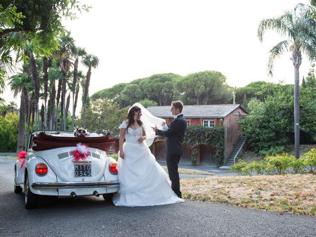 Il matrimonio di Francesco e Simona a Genova, Genova 12