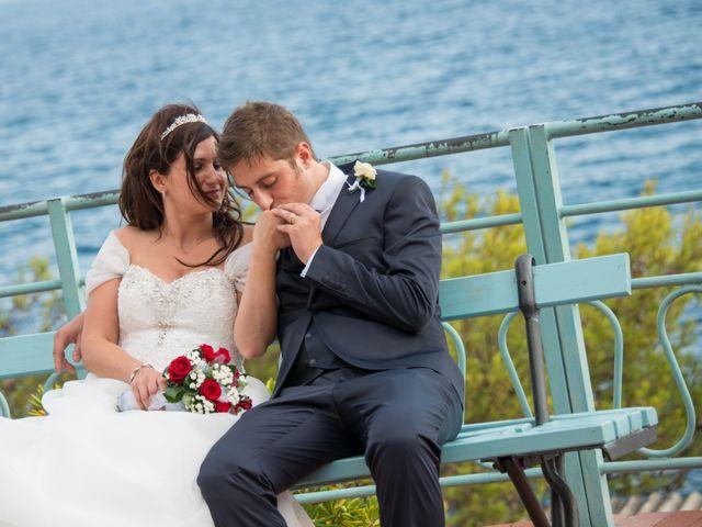 Il matrimonio di Francesco e Simona a Genova, Genova 14
