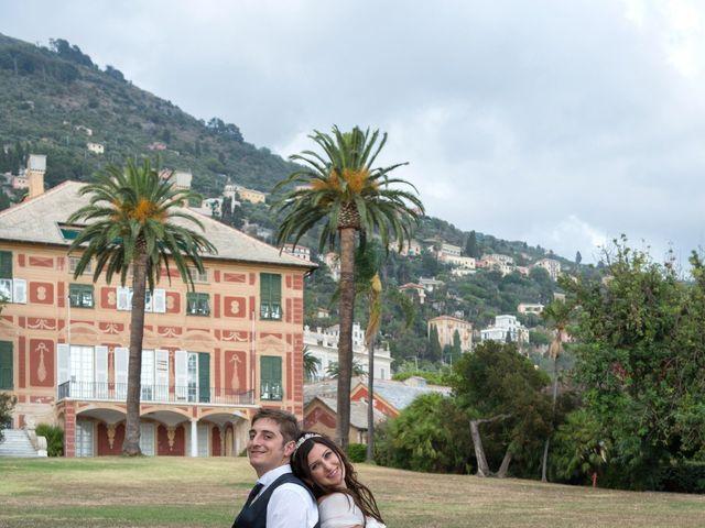 Il matrimonio di Francesco e Simona a Genova, Genova 15