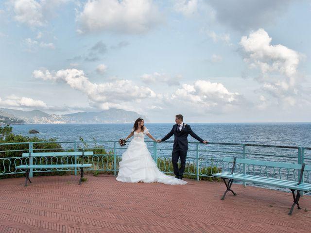 Il matrimonio di Francesco e Simona a Genova, Genova 16