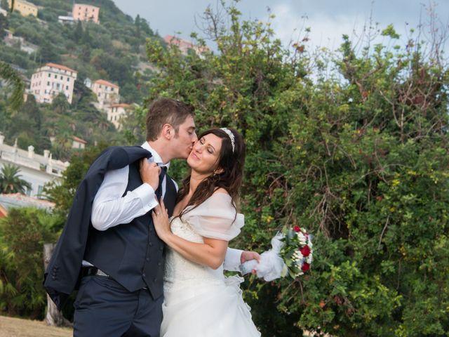 Il matrimonio di Francesco e Simona a Genova, Genova 19