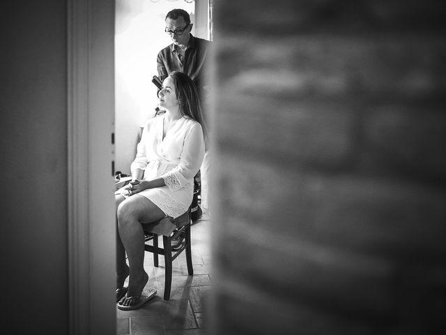 Il matrimonio di Davide e Sara a Poggio Berni, Rimini 3