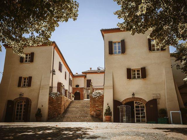 Il matrimonio di Davide e Sara a Poggio Berni, Rimini 4