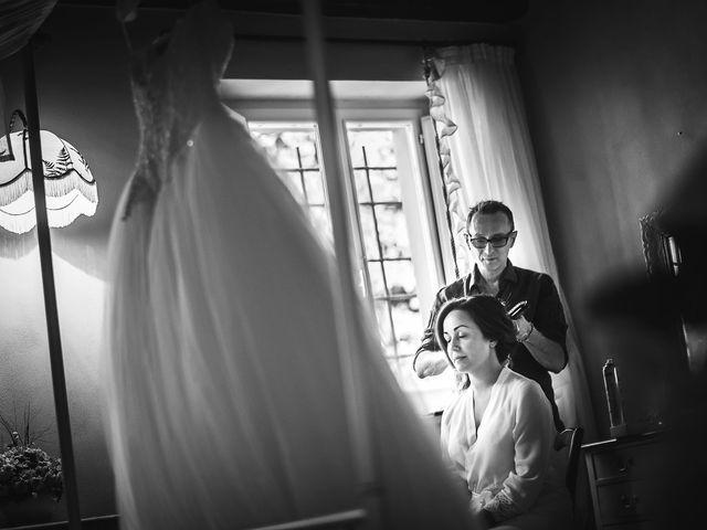 Il matrimonio di Davide e Sara a Poggio Berni, Rimini 8