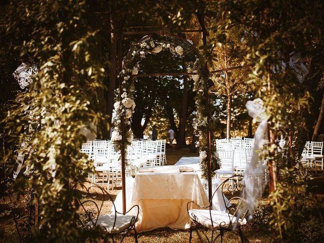 Il matrimonio di Davide e Sara a Poggio Berni, Rimini 10