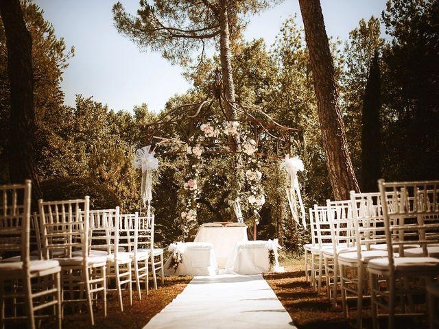Il matrimonio di Davide e Sara a Poggio Berni, Rimini 11