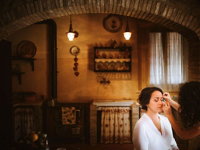 Il matrimonio di Davide e Sara a Poggio Berni, Rimini 13