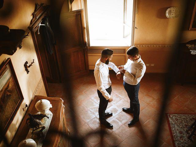 Il matrimonio di Davide e Sara a Poggio Berni, Rimini 23