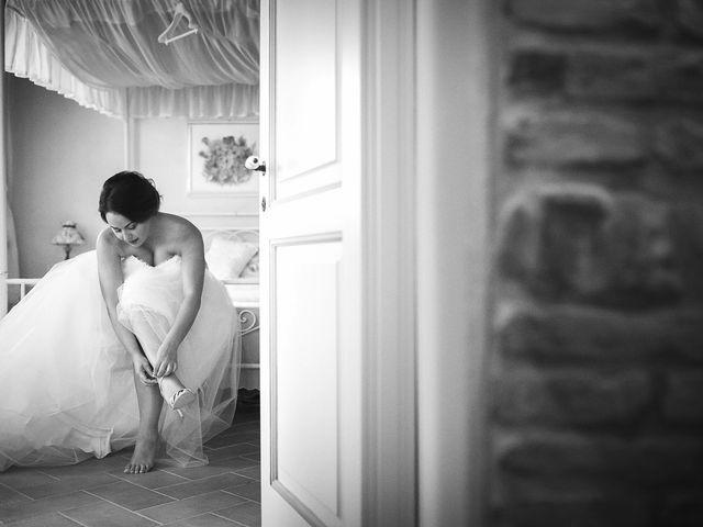 Il matrimonio di Davide e Sara a Poggio Berni, Rimini 26