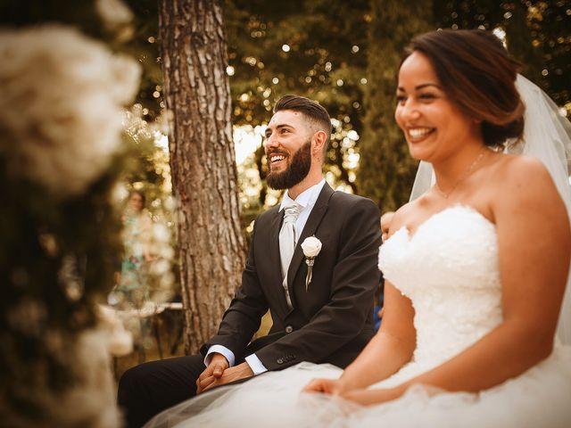 Il matrimonio di Davide e Sara a Poggio Berni, Rimini 32