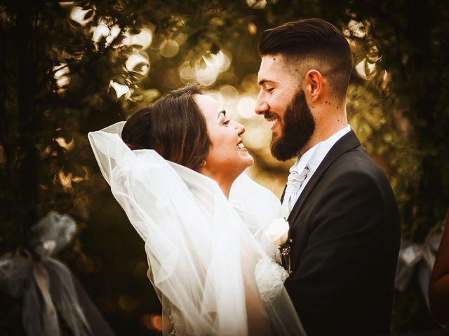 Il matrimonio di Davide e Sara a Poggio Berni, Rimini 37
