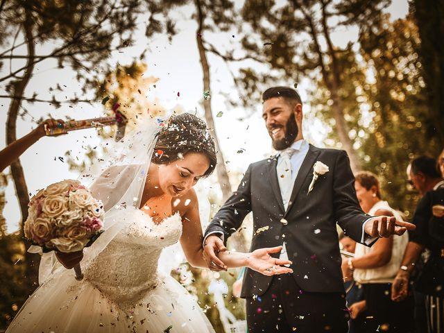 2c0c98ac2516 Il matrimonio di Davide e Sara a Poggio Berni