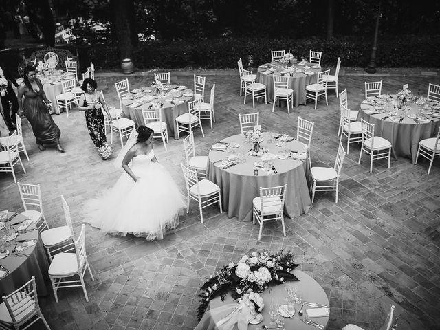 Il matrimonio di Davide e Sara a Poggio Berni, Rimini 38