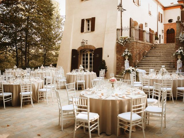 Il matrimonio di Davide e Sara a Poggio Berni, Rimini 39