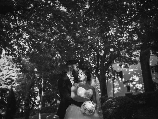 Il matrimonio di Davide e Sara a Poggio Berni, Rimini 40