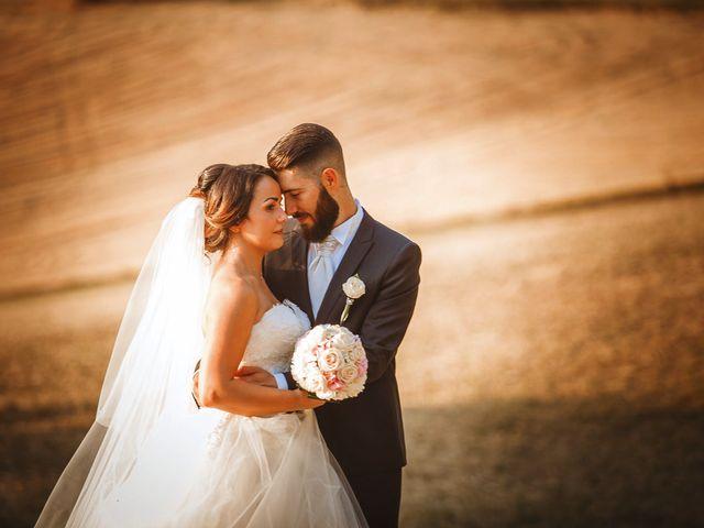 Il matrimonio di Davide e Sara a Poggio Berni, Rimini 43