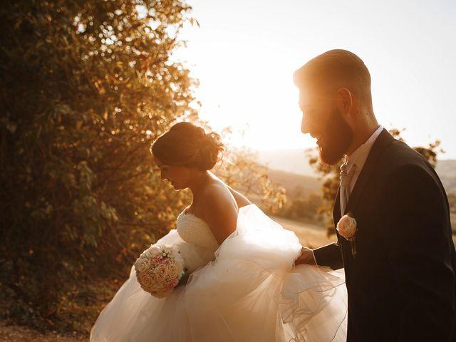 Il matrimonio di Davide e Sara a Poggio Berni, Rimini 44