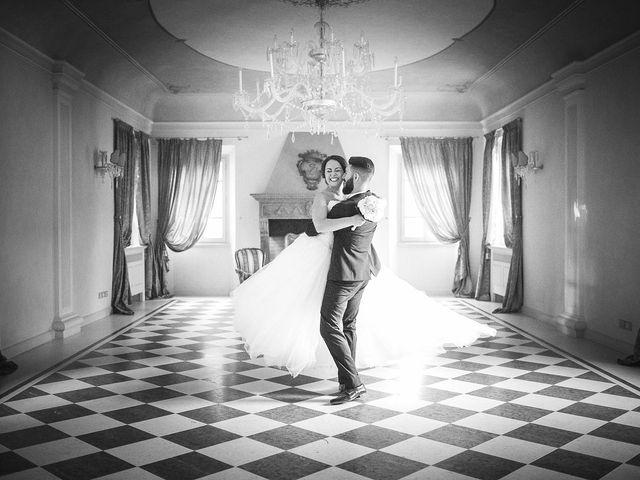 Il matrimonio di Davide e Sara a Poggio Berni, Rimini 45