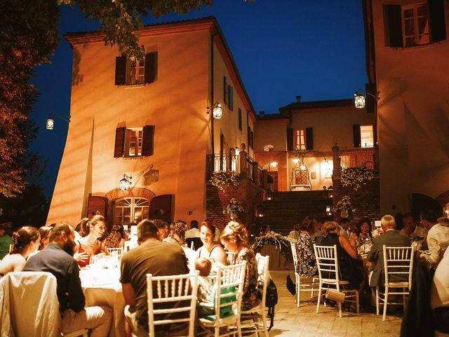 Il matrimonio di Davide e Sara a Poggio Berni, Rimini 46