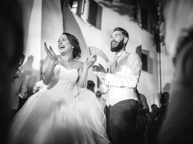 Il matrimonio di Davide e Sara a Poggio Berni, Rimini 47