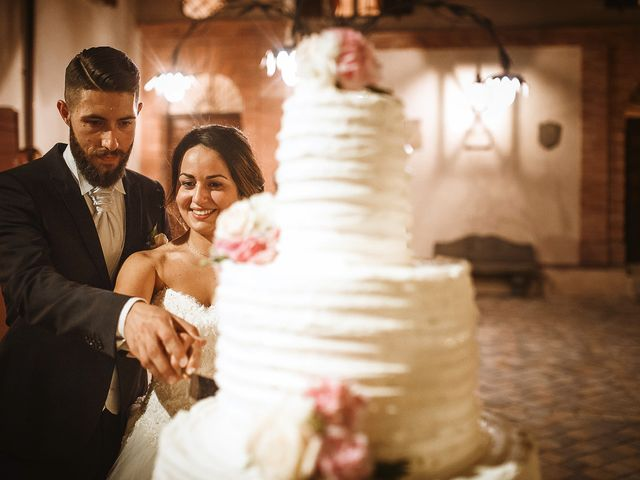 Il matrimonio di Davide e Sara a Poggio Berni, Rimini 51