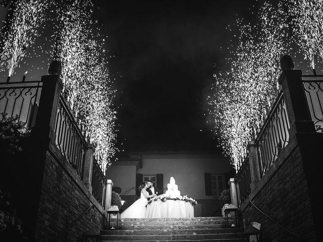 Il matrimonio di Davide e Sara a Poggio Berni, Rimini 52