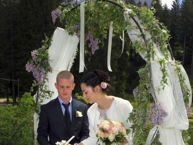 Il matrimonio di Stefano  e Laura a San Vito di Cadore, Belluno 11
