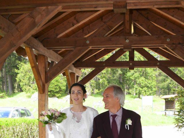 Il matrimonio di Stefano  e Laura a San Vito di Cadore, Belluno 13