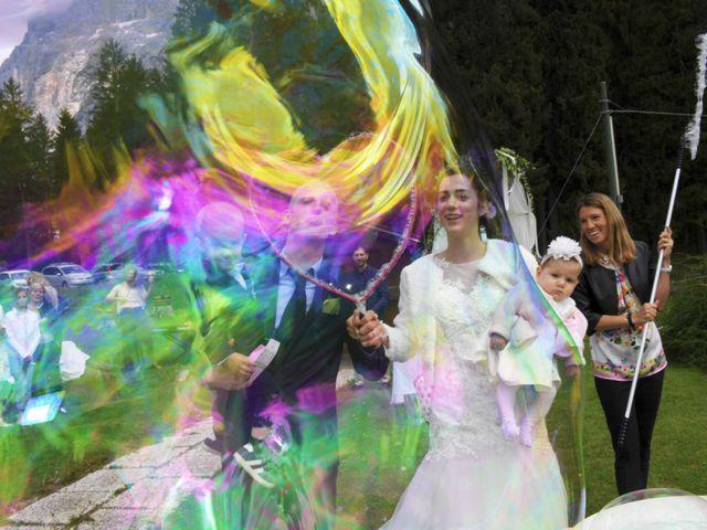 Il matrimonio di Stefano  e Laura a San Vito di Cadore, Belluno 14