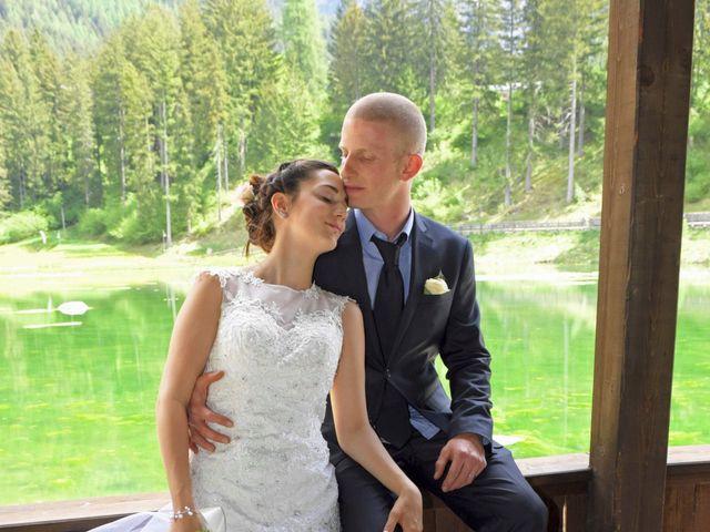 Il matrimonio di Stefano  e Laura a San Vito di Cadore, Belluno 24