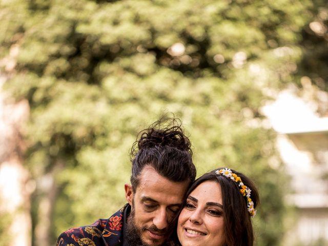 Il matrimonio di Dario e Marzia a Roma, Roma 20