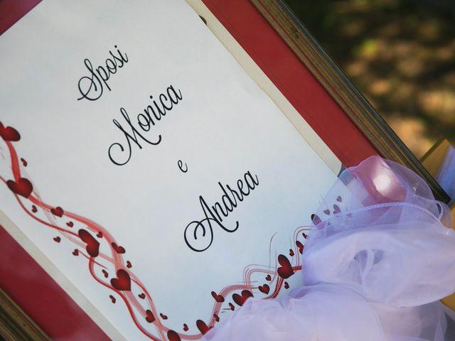 Il matrimonio di Andrea e Monica a Cessalto, Treviso 2