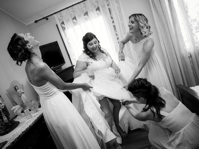 Il matrimonio di Andrea e Monica a Cessalto, Treviso 14