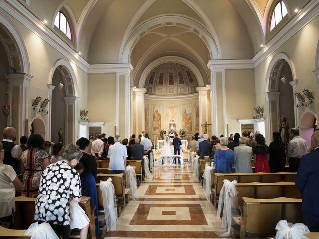 Il matrimonio di Andrea e Monica a Cessalto, Treviso 17