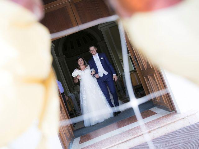 Il matrimonio di Andrea e Monica a Cessalto, Treviso 23
