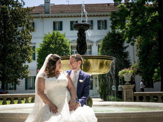 Il matrimonio di Andrea e Monica a Cessalto, Treviso 25