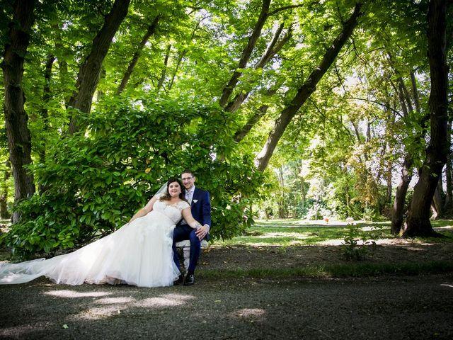 Il matrimonio di Andrea e Monica a Cessalto, Treviso 30