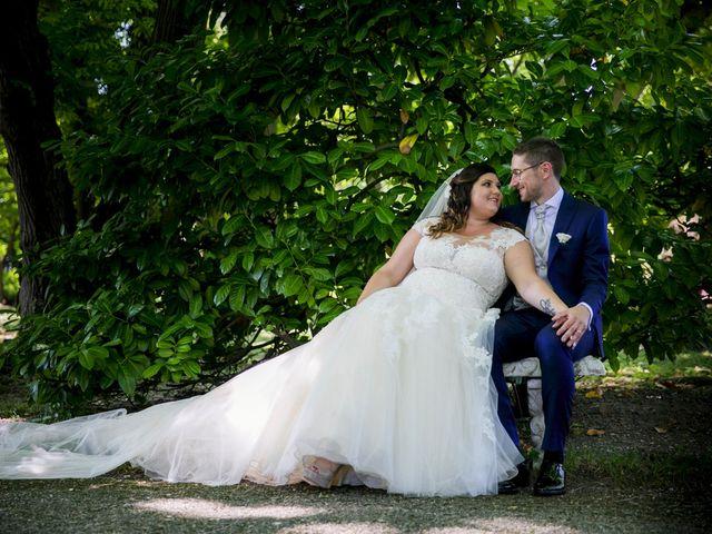 Il matrimonio di Andrea e Monica a Cessalto, Treviso 31