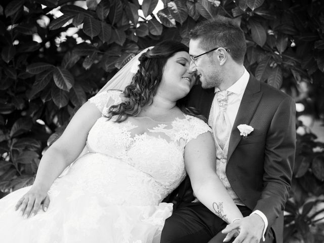 Il matrimonio di Andrea e Monica a Cessalto, Treviso 32