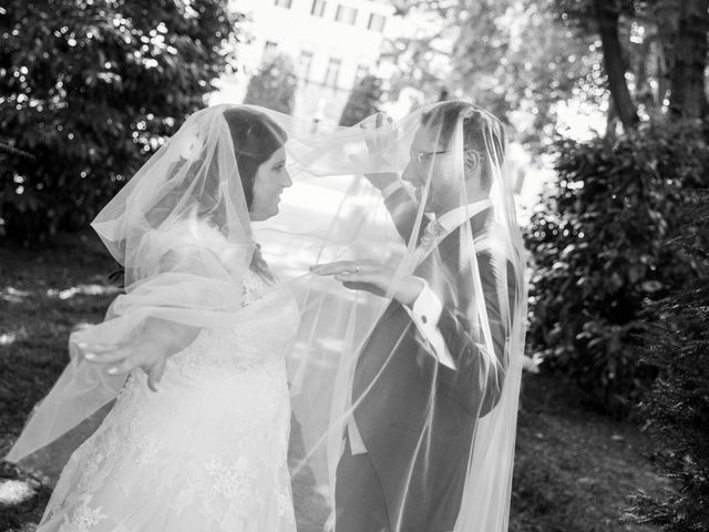 Il matrimonio di Andrea e Monica a Cessalto, Treviso 33