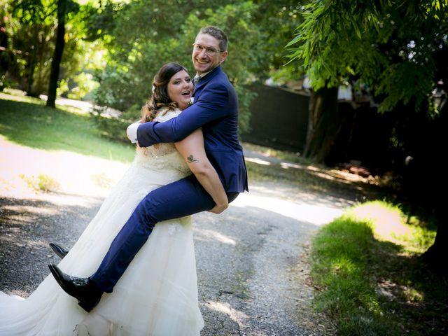 Il matrimonio di Andrea e Monica a Cessalto, Treviso 1