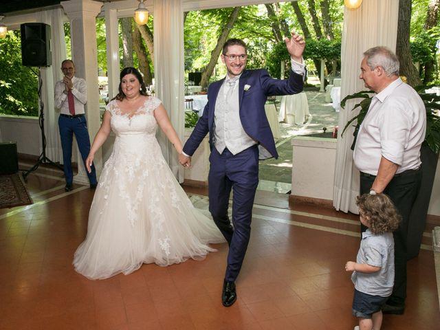 Il matrimonio di Andrea e Monica a Cessalto, Treviso 43