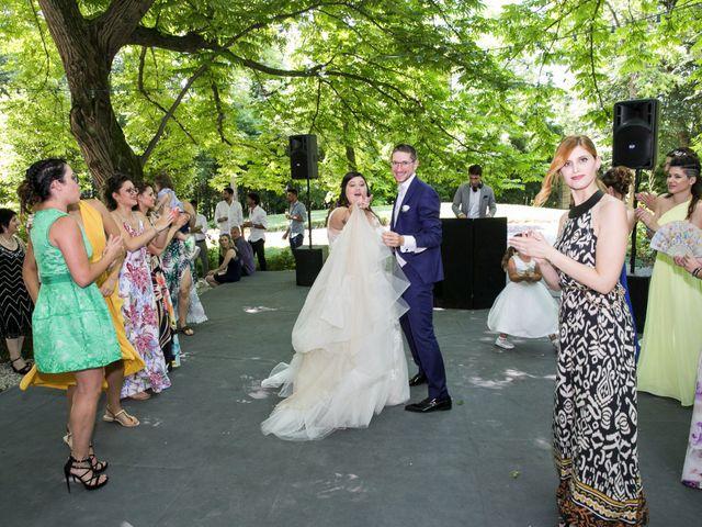 Il matrimonio di Andrea e Monica a Cessalto, Treviso 45