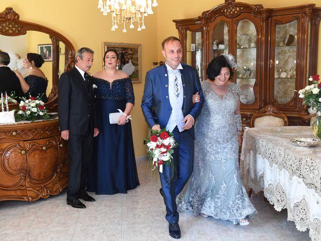Il matrimonio di Nerina e Andrea a Paternò, Catania 7