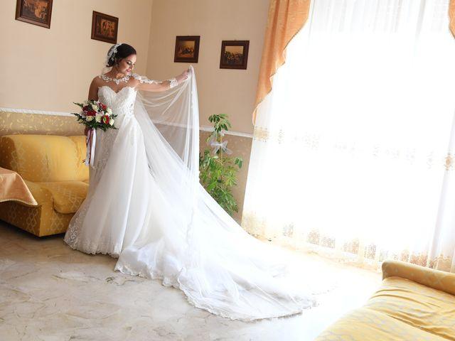Il matrimonio di Nerina e Andrea a Paternò, Catania 9